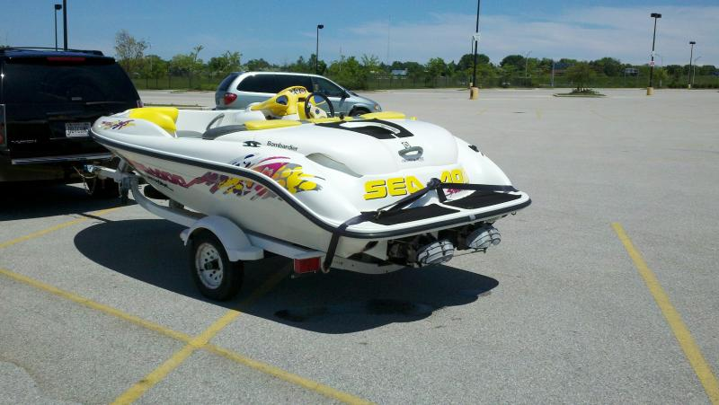 1997 Seadoo GS http://pic2fly.com/1997+Seadoo+SPX+for+Sale.html
