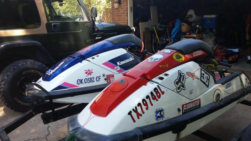 help with 87 650sx fuel hose routing - pwc forum: the best hang
