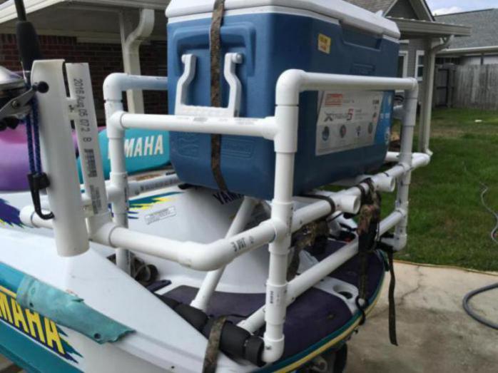 Homemade Jet Ski Cooler Rack - Racks Blog Ideas