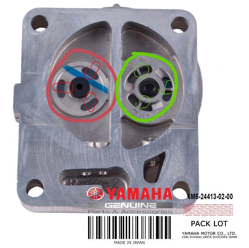 1998 yamaha xl 1200 engine rebuilt help - PWC Forum: The