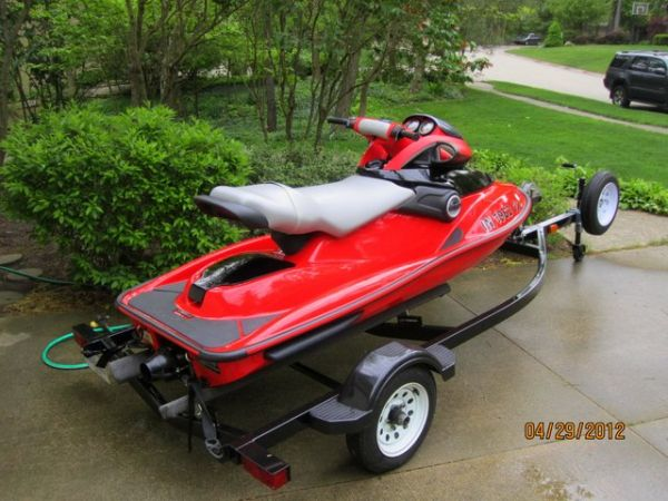 2004 Seadoo XPDI with Single Place Trailer and All The Accessories! - 50-xpdi_rear.jpg