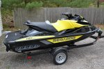 Stevie-Ray's 2016 Sea-Doo RXT 260