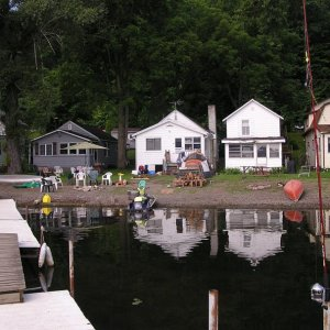 My home away form home, cottage on Conesus lake NY