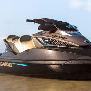 2016 Sea Doo GTX Limited 215 Action 3